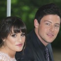 Lea Michele And Cory Monteith Head To The Fox Upfronts