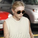 Ashley Olsen Visits The Nail Salon
