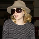 Emma Roberts Lunches In Beverly Hills