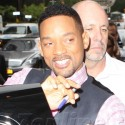 Will Smith Is Mobbed By Fans In The Big Apple