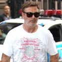 Alec Baldwin Gets Ready To Wed In NYC