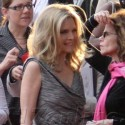 Chris Pine And Michelle Pfeiffer Attend People Like Us Premiere
