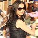 Catherine Zeta-Jones Promotes Rock Of Ages In NYC