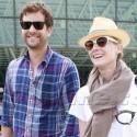 Diane And Joshua Arrive In LA