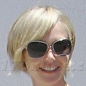 Portia De Rossi Steps Out With New Bob Haircut In Beverly Hills