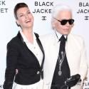Karl Lagerfeld Hosts Little Black Jacket Event