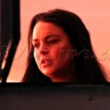 Lindsay Lohan Looks Worn Out After Exhaustion Incident