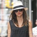 Miranda Kerr Strolls Through The Streets Looking Pretty In NYC