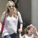 Sarah Michelle Gellar Walks With Her Daughter After Ballet Class