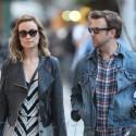 Olivia Wilde And Jason Sudeikis Take A Romantic Stroll Through NYC