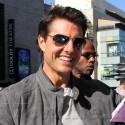 Tom Cruise Rocks The <em>Rock of Ages</em> Red Carpet