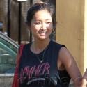Brenda Song Rocks Short Shorts In LA