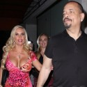 Ice T And Coco Grab Dinner In LA
