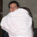 Tom Cruise Takes The Kids Out In NYC