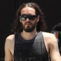 Russell Brand Goes To Grab A Bite After Yoga