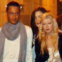 Tara Reid Steps Out With New Man In Italy