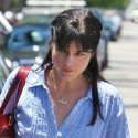 Selma Blair Steps Out In Beverly Hills