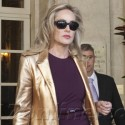 Sharon Stone Is A Sexy Mama In Madrid