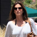 Cindy Crawford and Daughter Kaia Shop Then Play At The Park