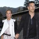 LeAnn Rimes Holds Eddie Cibrian's Hand In Malibu