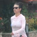 Michael Douglas And Catherine Zeta-Jones Spend Family Time In Santa Barbara