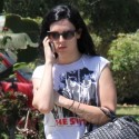 Rumer Willis Looks Sad After Loosing Her New Dog
