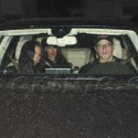 Matt Damon Takes His Wife To Dinner