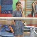 Katie Holmes Takes Suri To Gymnastics