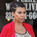 Kourtney Kardashian's Amazing Maternity Style