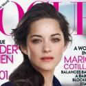 Marion Cotillard Covers The New Issue Of <em>Vogue</em>
