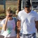 LeAnn Rimes And Eddie Cibrian Do Dinner In Malibu