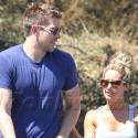 Ashley Tisdale Loves Her Giant Boyfriend