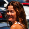 Brooke Burke Is A HOT Mom Without Makeup