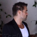 Colin Farrell In A Mismatched Outfit At Sunset Tower