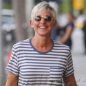 Ellen DeGeneres Is All Smiles During An Errand Run