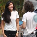 Shia LaBeouf Has A Heated Exchange With Girlfriend