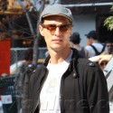 Matthew McConaughey Shows Off His Slender Frame