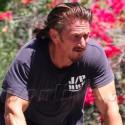 Sean Penn Is A Beautiful Biker