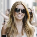 Audrina Patridge Looks Radiant After A Trip To The Salon
