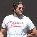 Bradley Cooper Visits A Hospital In LA