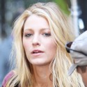 Blake Lively And Leighton Meester Shoot <em>Gossip Girl</em> In NYC