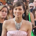 Jessica Biel And Kate Beckinsale Go Glam For Total Recall Premiere In Hollywood