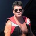 Simon Cowell Has Pecs Appeal In St. Tropez