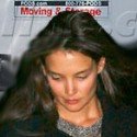 Katie Holmes Moves Out Of Beverly HIlls Mansion