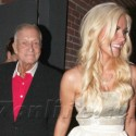 Hugh Hefner Parties And Shoots For A New Reality Show
