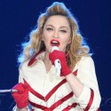 Madonna Hits The Stage In Russia