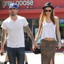 Adam Levine And Behati Prinsloo Enjoy A Day In LA