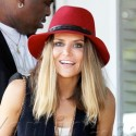 Brooke Mueller Shows Up To Fred Segal