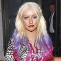 Christina Aguilera Has A Wild Night Out With Boyfriend Matt Rutler