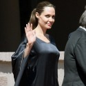 Angelina Jolie Meets With Turkish Deputy Prime Minister